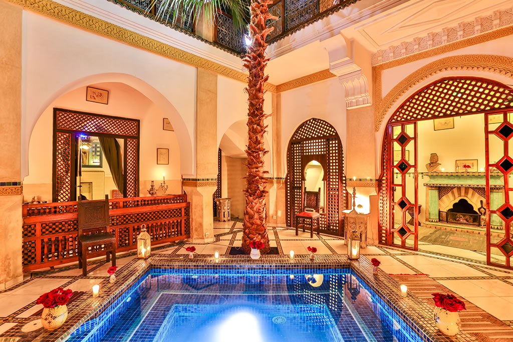 Riad Moucharabieh Marrakech