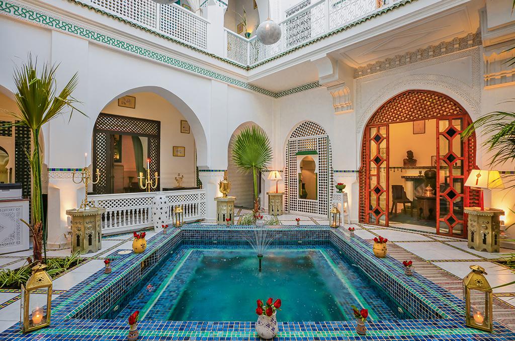 Riad delacroix Marrakech