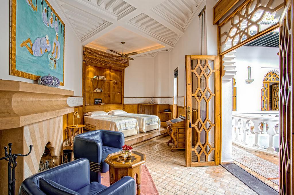 Aile Matisse - Chambre Cedre